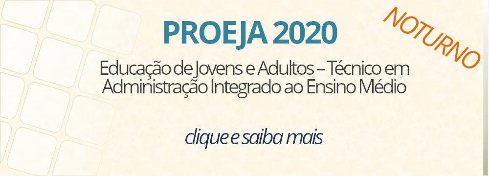 Edital nº 46/2019 - EJA - Educação de Jovens e Adultos