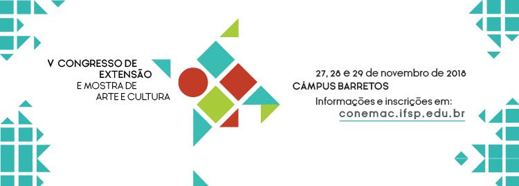 Congresso de Extensão e Mostra de Arte e Cultura